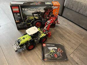 Lego Technik 42054 Claas Xerion 5000 Trac VC