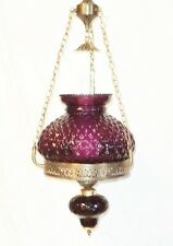 Amethyst 10 inch Embossed QUILTED Diamond LIGHT - GTC