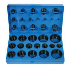 BOX ASSORTIMENTO O-RING GUARNIZIONI Ø 3-50 MM 419PEZZI  BGS8045
