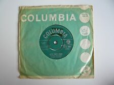 "Chubby Checker Let's Twist Again 1961 UK Columbia 7"" Vinyl Single"