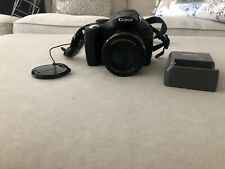 Canon Powershot SX30 IS 14.1 MP Camera for Parts or Repair Lens Error