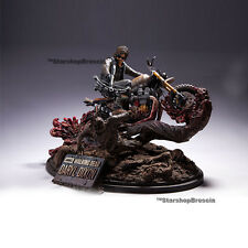 WALKING DEAD TV - Daryl Dixon Resin Statue McFarlane