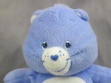BLUE DAYDREAM CARE BEAR HEART STARS ADORABLE LOVELY PLUSH STUFFED ANIMAL NANCO