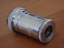 Carl Zeiss Jena Microscope objective Planapochrmat 8x/0,10 infiniy/0 & 2