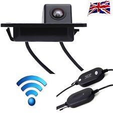 Reverse Parking Camera for BMW X5 E53 E70 E71 E90 E91 E92 E93 M3+Wireless Sensor