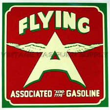 Flying A Associated Water Transfer Decal (DW102)