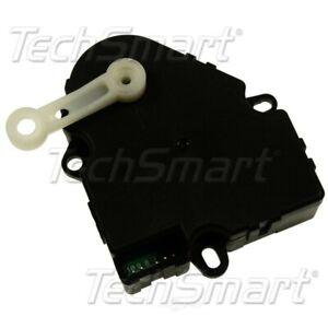 Heater Blend Door Or Water Shutoff Actuator  TechSmart  F04025