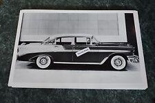 1956 Chevy Bel Air 4 DOOR SEDAN 12X18 Black & White Picture