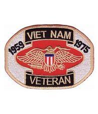Vietnam Veteran 1959-1975 Eagle Patch, Military Patches
