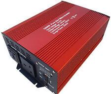 Spark 1000w (2000W) pure sine wave inverter 1000 watt 12v Soft start 240v AC