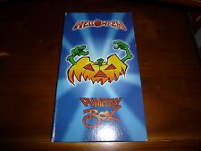 Helloween / Pumpkin Box JAPAN 4CDBOX w/Sticker OOP!!!!!