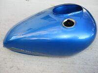 16 Suzuki Boulevard S40 Savage LS 650 S 40 ls650 Gas Fuel Tank Petrol Cell Blue