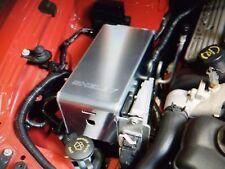 2007-2009 Ford Mustang Cobra GT 500 SVT Shelby Logo Aluminum Fuse Box Cover