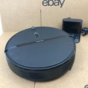 Roborock E4 Mop 120V Robot Vacuum Cleaner - Black