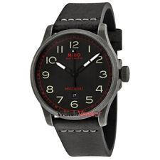 Mido Multifort Automatic Black Dial Men's Watch M032.607.36.050.09