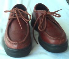 Brown SAO Tie Up Shoes Leather Size 8M