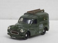 "Morris Minor Kastenwagen in olivgrün ""Post Office"", ohne OVP, Corgi, 1:43"