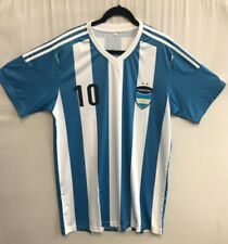 Argentina National Soccer Jersey Size Extra Large Xl