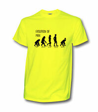 "NEON T-Shirt JGA ""JGA EVOLUTION"" Bräutigam Junggesellenabschied Hochzeit Party"