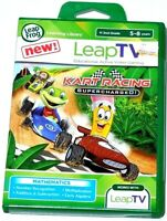 Leap Frog Kart Racing Leap TV Game Educational Active Video Gaming Kids Toy NEW