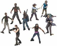 Mini Figurine The Walking Dead Building Set Série TV Series Daryl Carl Shoes #1
