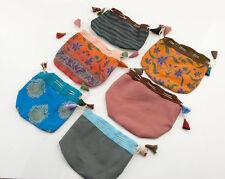Lot de 10 sac pochette bourse à bijoux-Grande taille-6861