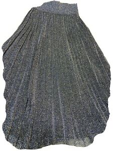 SCANLAN AND THEODORE , Pleated Knitted Skirt, Sz Small