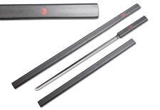 BLACK ! Sasuke Kusanagi Naruto Grass Cutter Sword SI3240BK-1/BM1