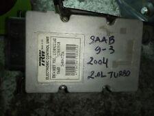 SAAB 9-3 2004  MODULE PUMP MODULE 2.0 TURBO  ESP 12801324