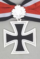 GERMAN ARMY KNIGHTS CROSS OF THE IRON CROSS with oakleaves 1957 issue