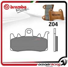 Brembo Racing Z04 pastiglia freno ANT sint APRILIA TUONO 1000V4 FACTORY 2015>