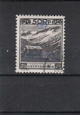 Liechtenstein Dienst Nr. 6 C, gest.