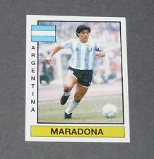370 MEXICO 86 MARADONA ARGENTINA PANINI LIGA FUTBOL 87 ESPANA 1986-1987 FOOTBALL