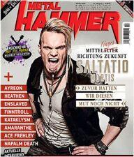 Metal Hammer Oktober 2020 Black Sabbath Saltatio