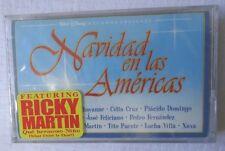 Navidad En Las Americas Various Latin Artists Holiday Songs Ricky Martin NEW