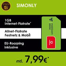 Vodafone Vertrag Allnet Flat Internet Flat SIM-Only Handy ++ NUR 7,99 € mtl.*