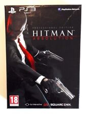Hitman Absolution Edition Collector Professional Ps3