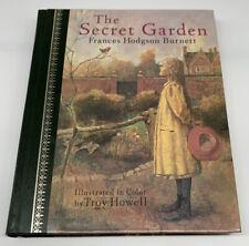 The Secret Garden by Frances Hodgson Burnett 1987 Children's Classics New York