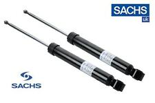 New SACHS 2x Rear Shock Absorber pair for Various Seat Skoda & Volkswagen