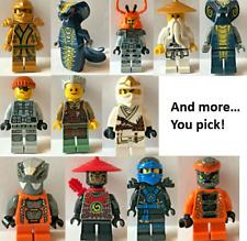Lego Ninjago Minifigure YOU CHOOSE
