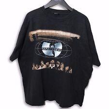 Wu-Tang Clan Forever Vintage Rap tee T-Shirt Sz. XL