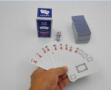 Chinese Mahjong Mah-Jongg Poker Game Travel Set 144 majiang Cards+ 2 dice China