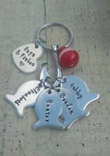Fishing Lure Keychain custom personalized gift Father's day Grandpa Fisherman