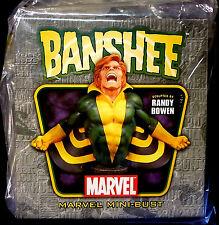 Banshee X-Men Bust Statue Bowen Designs Marvel Comics new