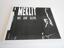 MEKLIT -WE ARE ALIVE CD Advance Copy