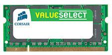 Corsair 2GB DDR2 800 PC6400 SODIMM Laptop Notebook RAM