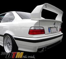 BMW E36 92-99 PTG EVO Style Adjustable Race Spoiler Wing FRP CFRP BODY KIT
