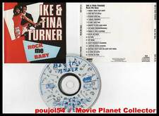 "IKE & TINA TURNER ""Rock Me Baby"" (CD) 1987"