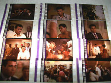 MUHAMMAD ALI Film Cell Lot of 12 - collectible compliments dvd poster book
