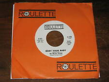 Miller Sisters NORTHERN SOUL 45 Baby Your Baby / Silly